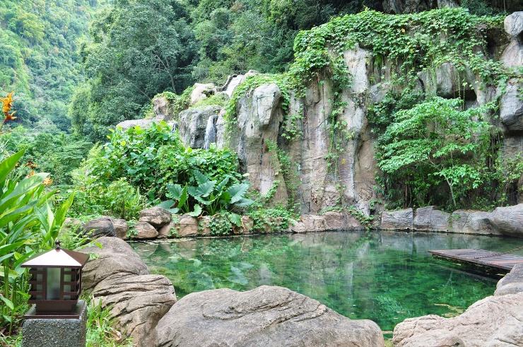 Retreat's natural surrounding